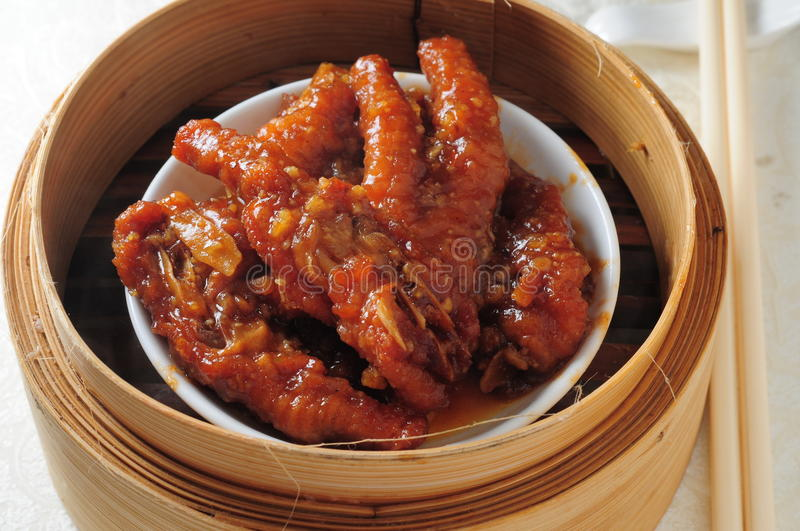 Download Chicken paw stock photo. Image of style, chinese, cuisine - 28252450
