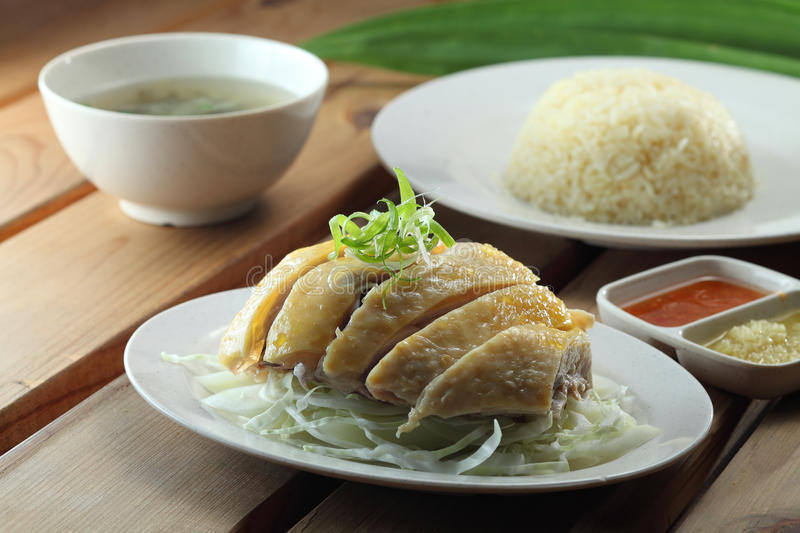 Download Chicken Rice Royalty Free Stock Images - Image: 22550489