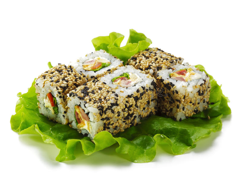 Download Chicken Roll stock photo. Image of japanese, background - 11737606