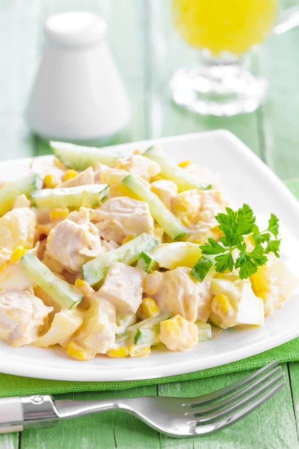 Download Chicken Salad Stock Image - Image: 38349051