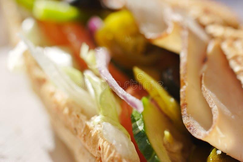 Download Chicken salad sandwich stock image. Image of healthy, salad - 1591885