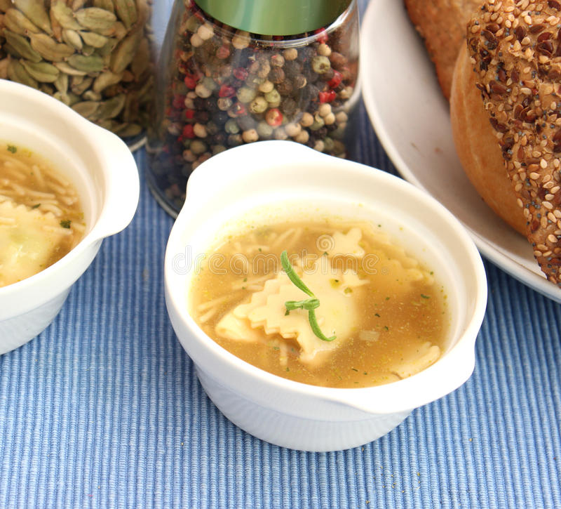 Free Chicken Soup Royalty Free Stock Photos - 67650358
