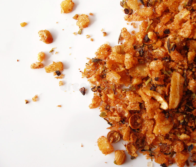 Chicken Spice Royalty Free Stock Photography