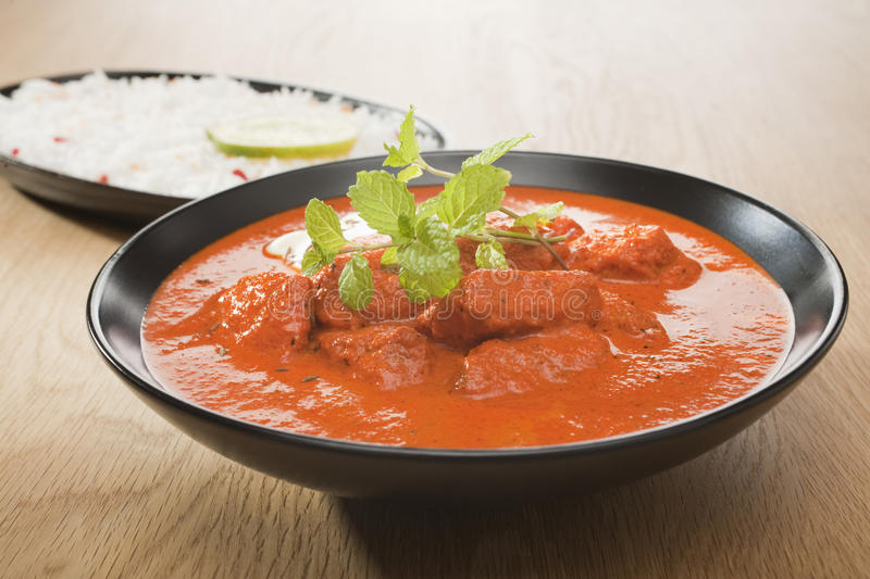 Download Chicken Tikka Masala Indian Curry Food Stock Photo - Image: 25551816