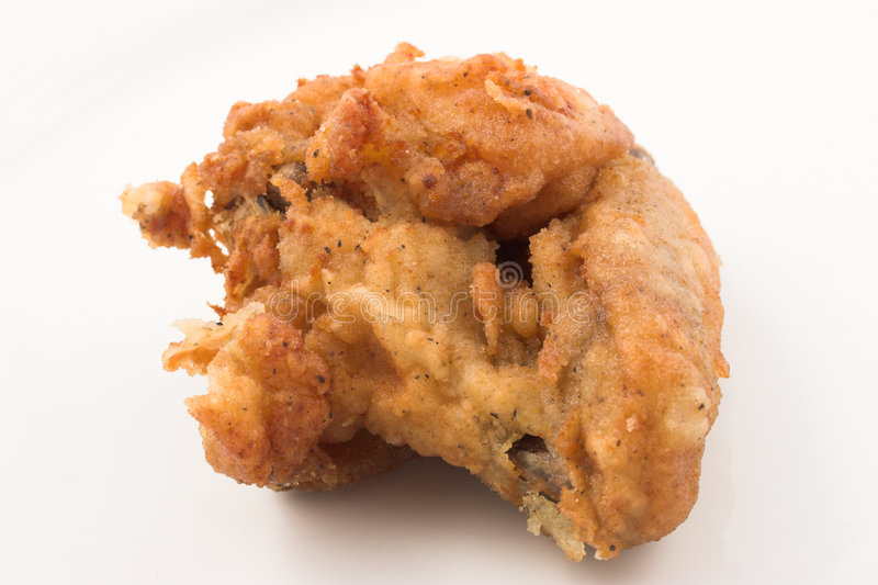 Download Chicken wing stock image. Image of meat, fried, poultry - 1075863