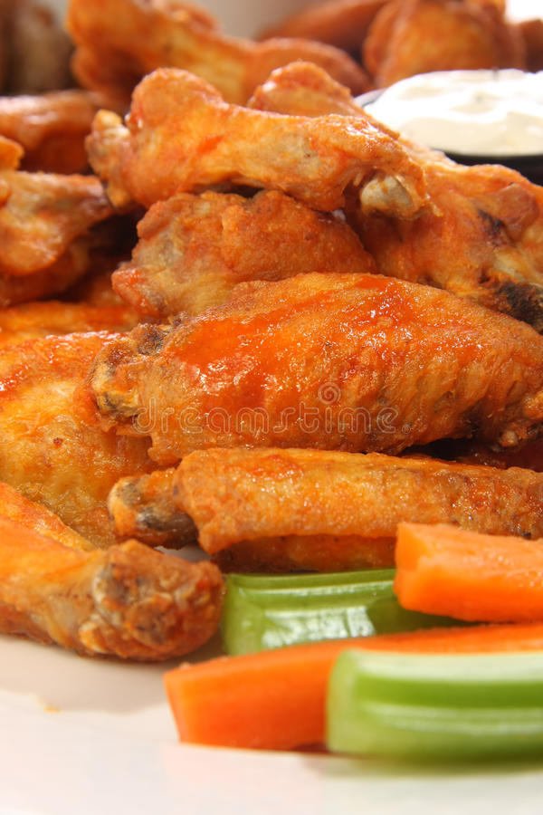 Download Chicken wings stock photo. Image of wings, finger, appy - 13194870