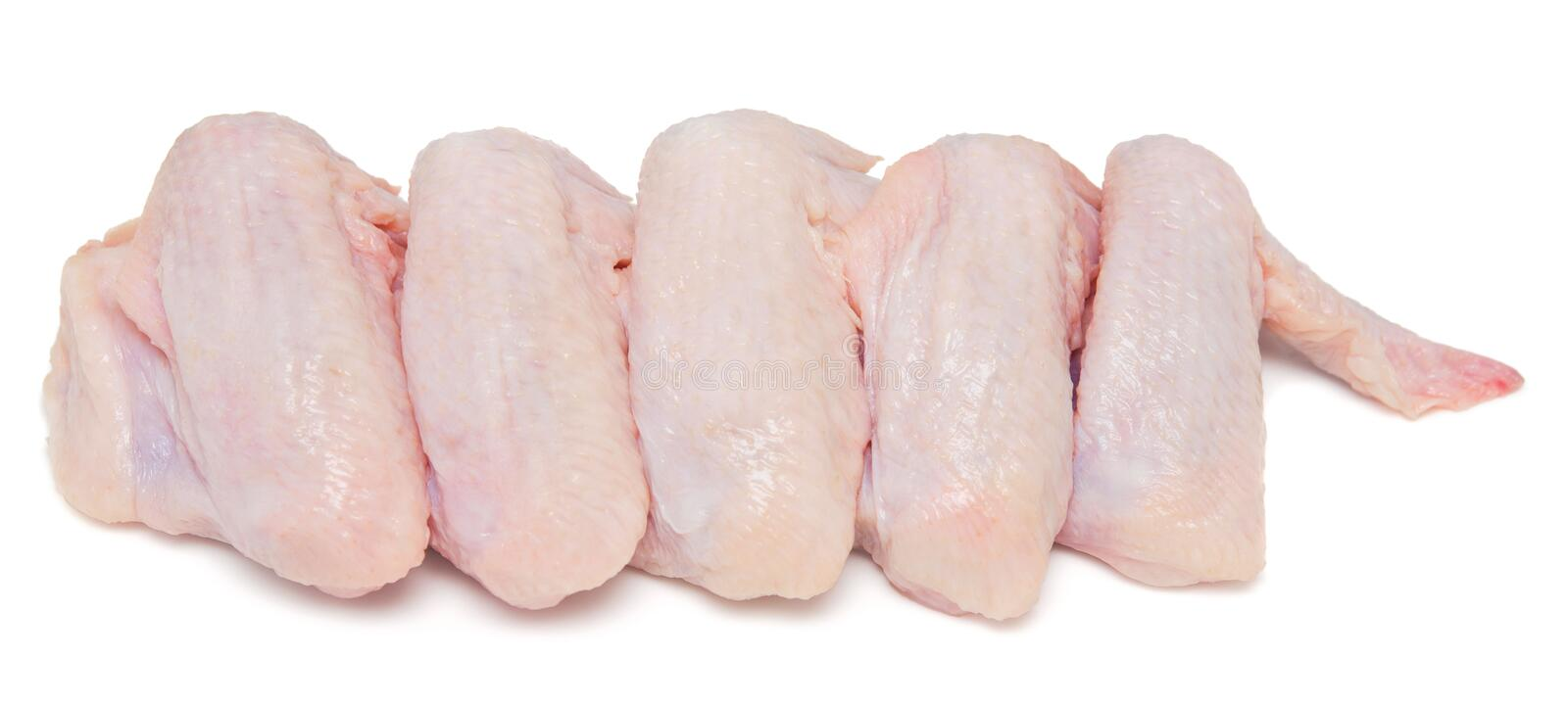 Chicken wings royalty free stock photos
