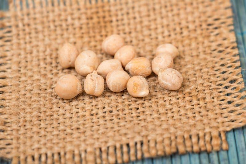 Download Chickpeas zdjęcie stock. Obraz złożonej z biały, legumes - 53782334