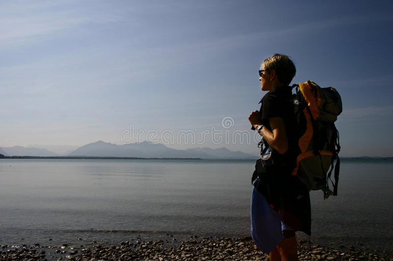 Chiemsee #6 Royalty Free Stock Photo