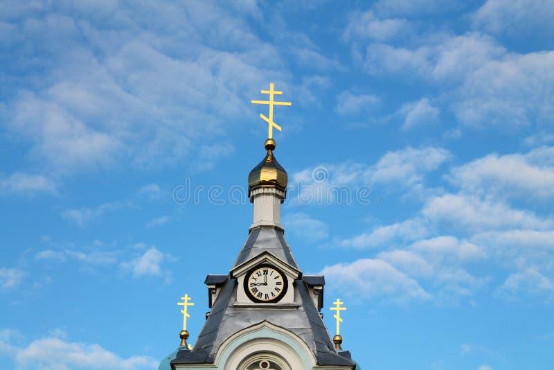 Download Chiesa immagine stock. Immagine di credi, orologio, giorno - 56879839