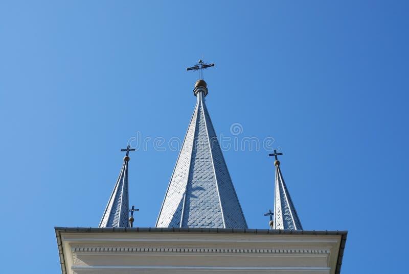 Download Chiesa fotografia stock. Immagine di architettura, nubi - 7312194