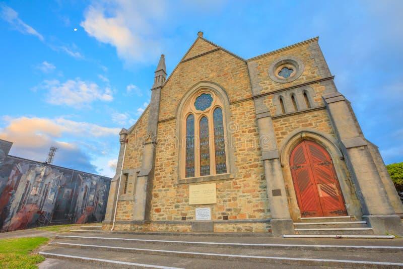 Chiesa a Albany Australia immagini stock