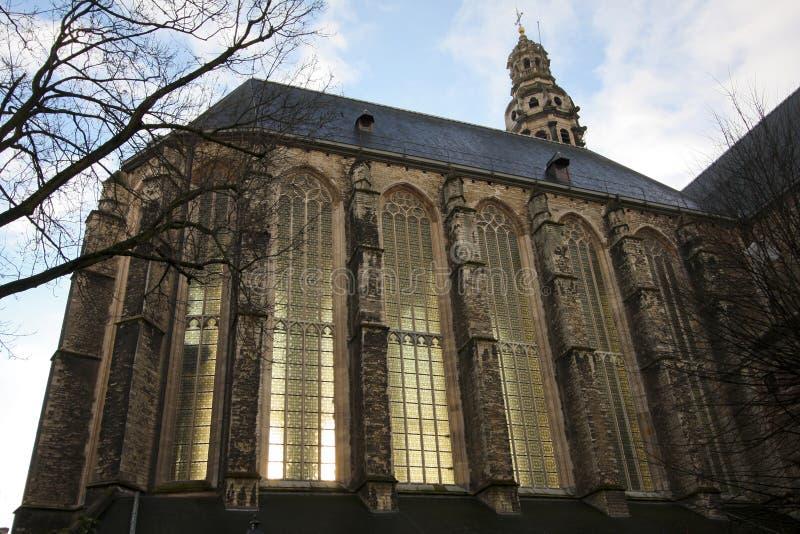 Chiesa a Anversa, Belgio immagine stock libera da diritti