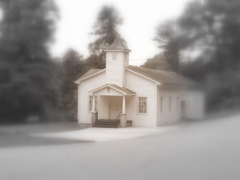Chiesa battista di Estatoe fotografia stock