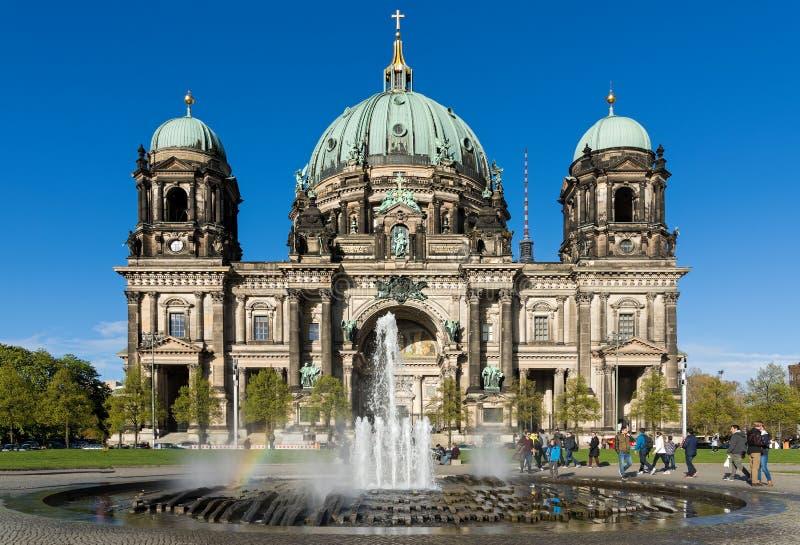 Chiesa a Berlino immagine stock