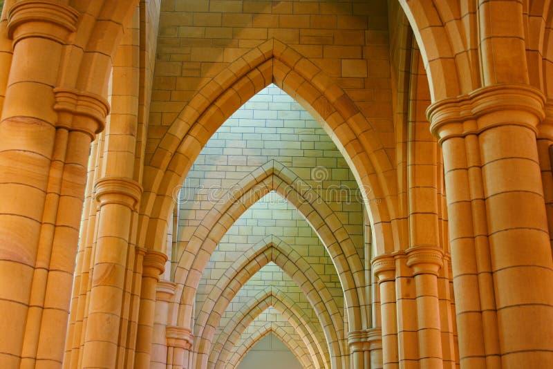 Chiesa a Brisbane immagini stock