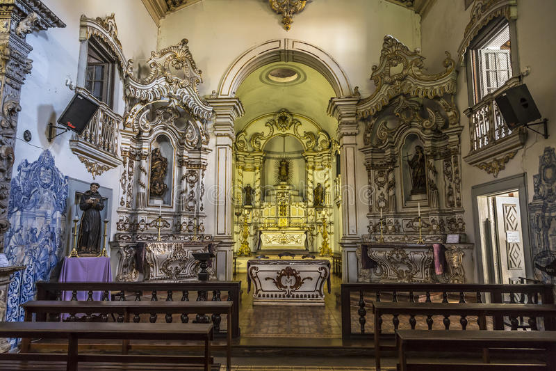 Chiesa cattolica immagine stock