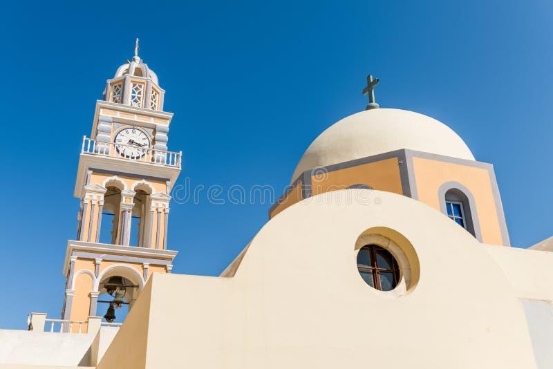 Chiesa cattolica della cattedrale del san John The Baptist fotografie stock