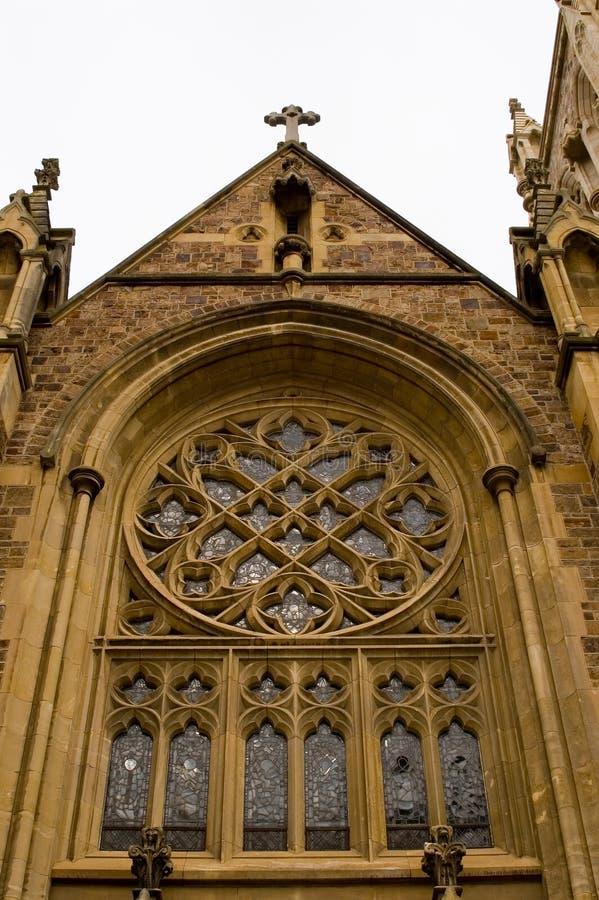 Chiesa cattolica di Adelaide immagini stock libere da diritti