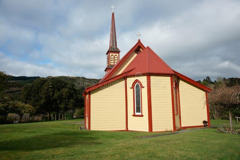Chiesa cattolica storica. immagini stock