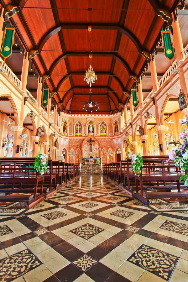 Chiesa cristiana fotografie stock libere da diritti