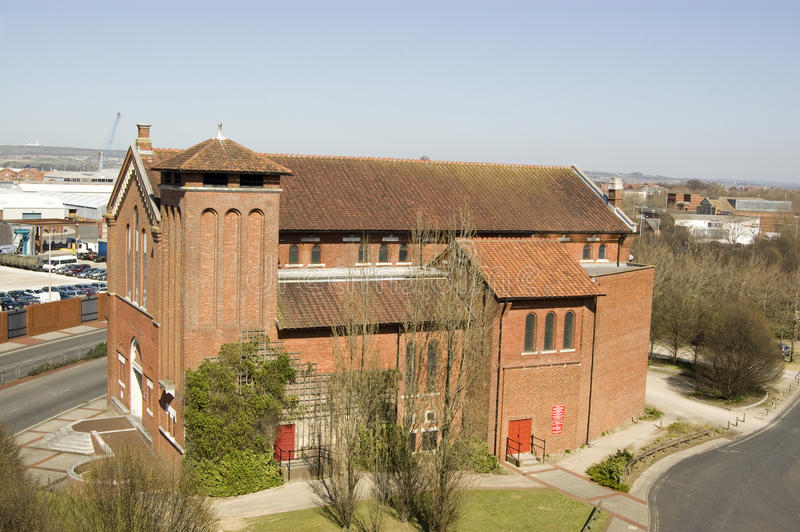 Chiesa Del Agatha Del San, Portsmouth Fotografia Stock Libera da Diritti