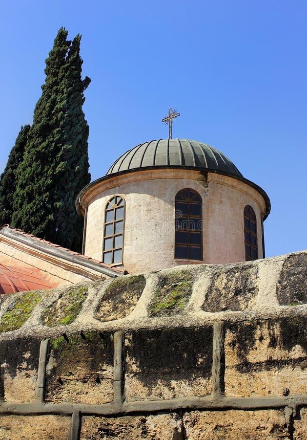 Chiesa Del Primo Miracolo Immagini Stock
