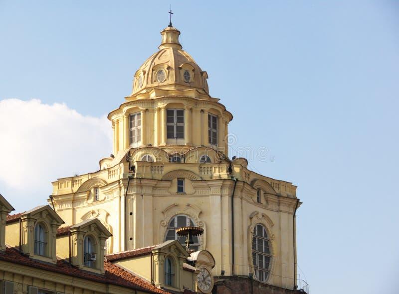Chiesa del San Lorenzo immagine stock libera da diritti