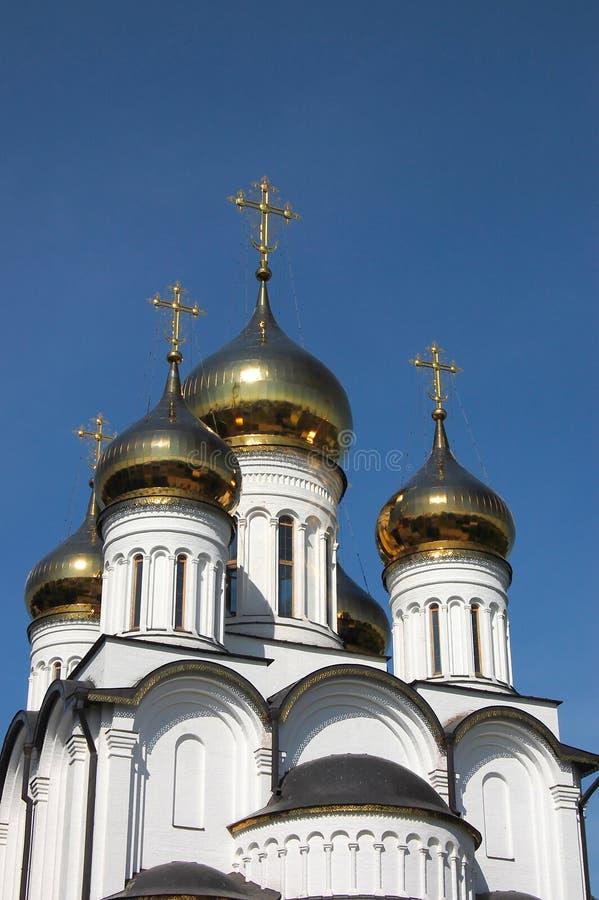 Chiesa dell'annata, Pereslavl-Zalesskiy, Russia fotografia stock