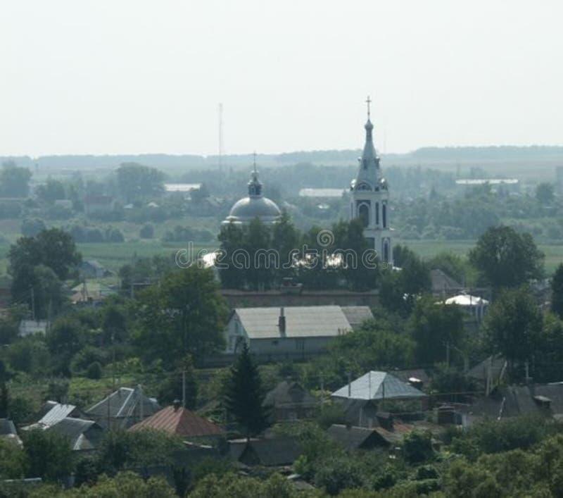 Chiesa dell'arcangelo Mikhail fotografie stock libere da diritti