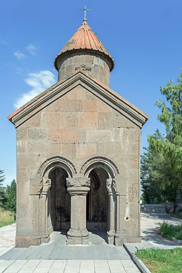 Chiesa dell'Armenia fotografie stock