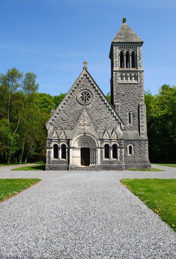 Chiesa dell'Irlanda immagini stock libere da diritti