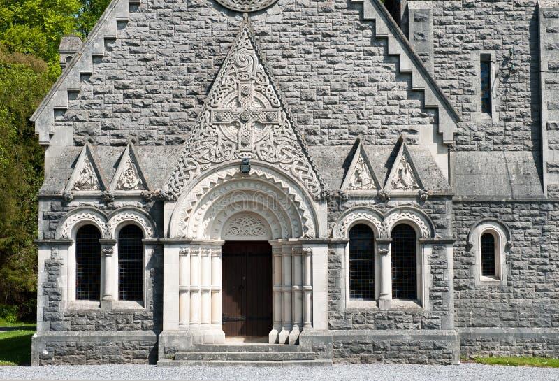 Chiesa dell'Irlanda fotografia stock