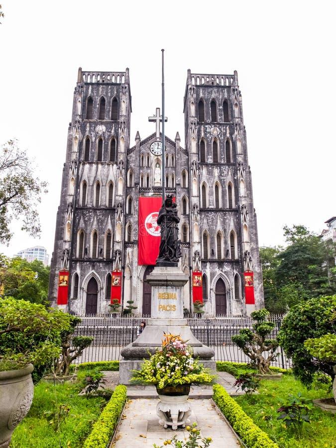 Chiesa della cattedrale immagine stock libera da diritti