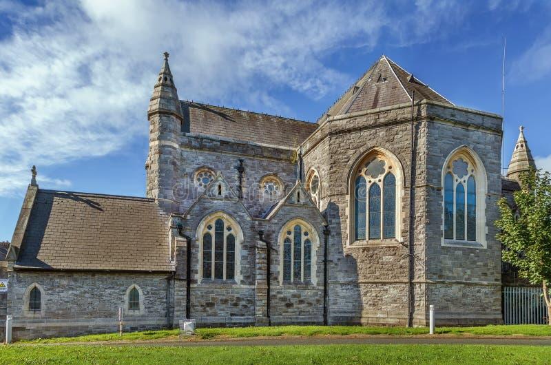 Chiesa della famiglia santa, Dublino, Irlanda fotografia stock libera da diritti