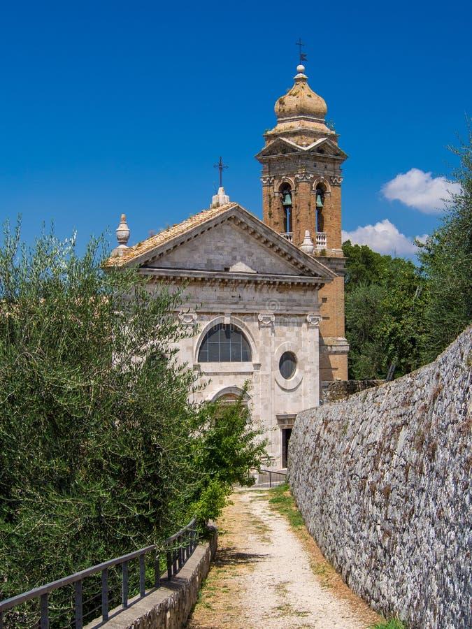 Chiesa della Madonna del Soccorso royaltyfria foton