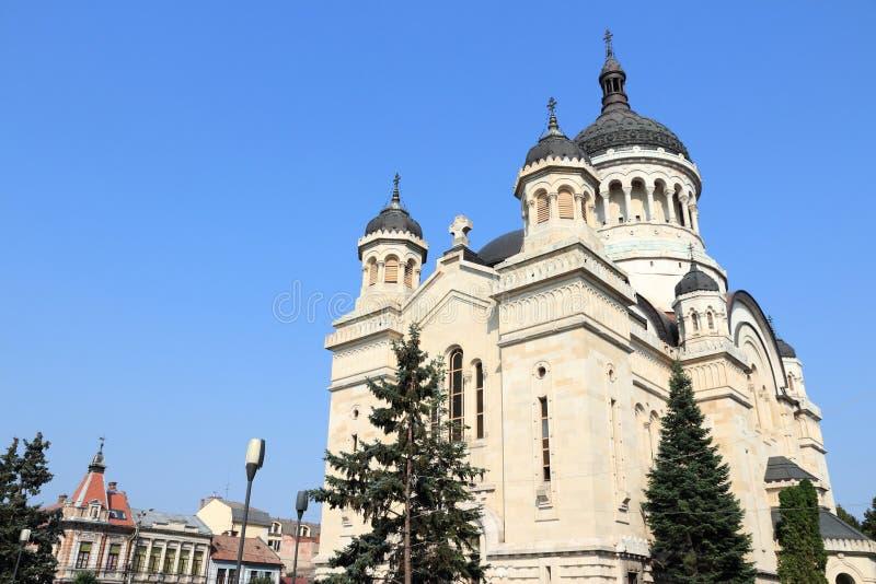 Chiesa della Romania fotografie stock