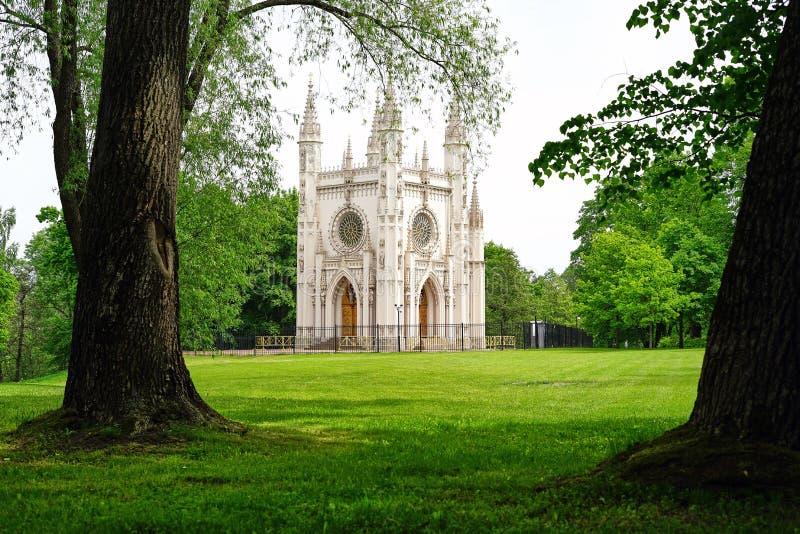 Chiesa della st Alexander Nevsky fotografia stock
