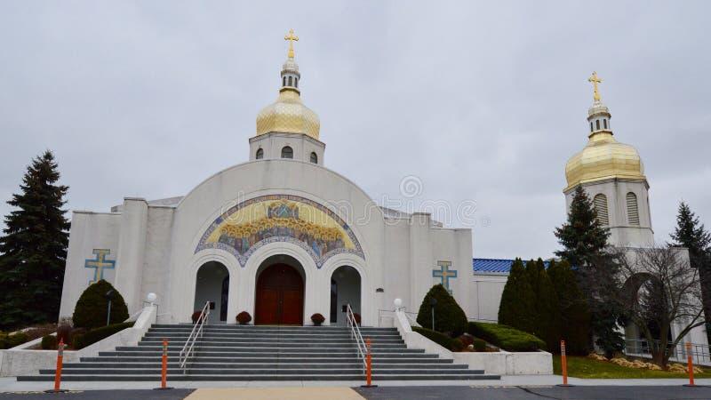 Chiesa della st Andrew immagini stock libere da diritti