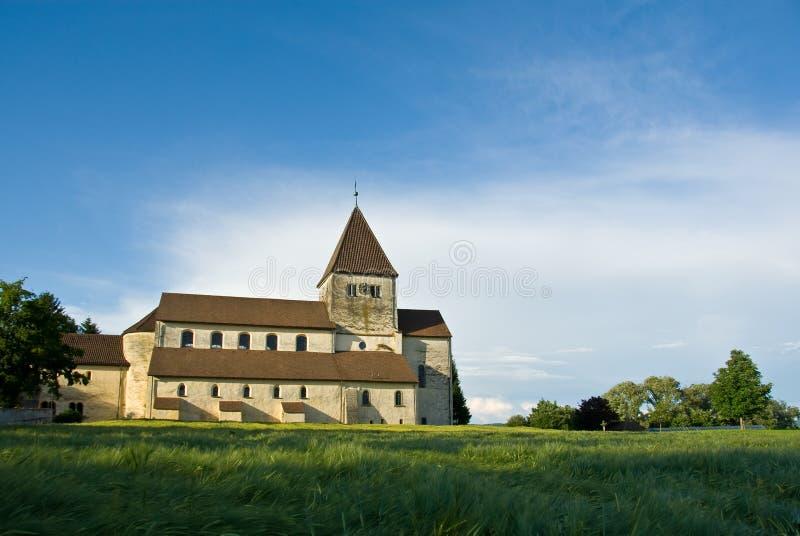 Chiesa della st George, Germania immagini stock libere da diritti
