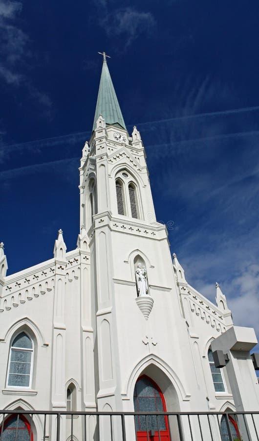 Download Chiesa della st Joseph immagine stock. Immagine di concreto - 7303705