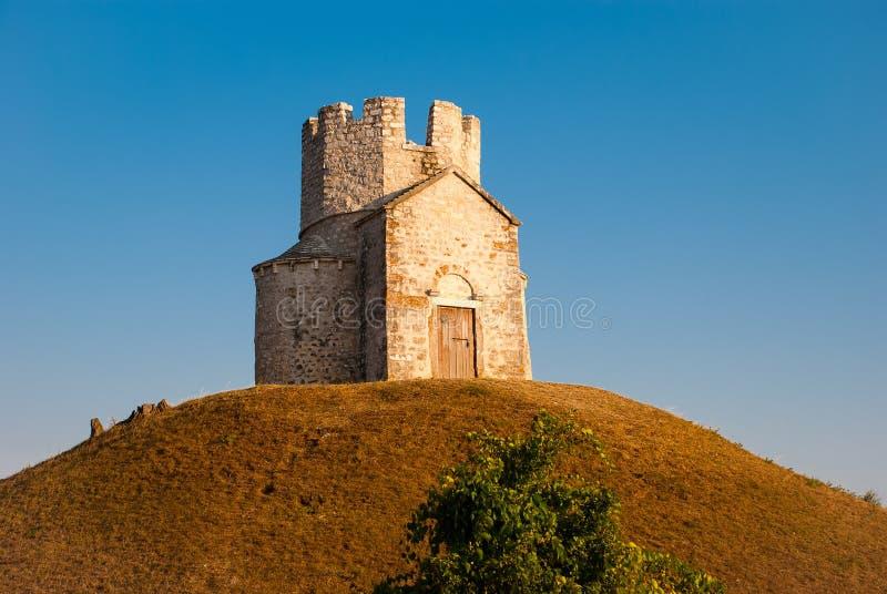 Chiesa della st Nicholaus immagini stock