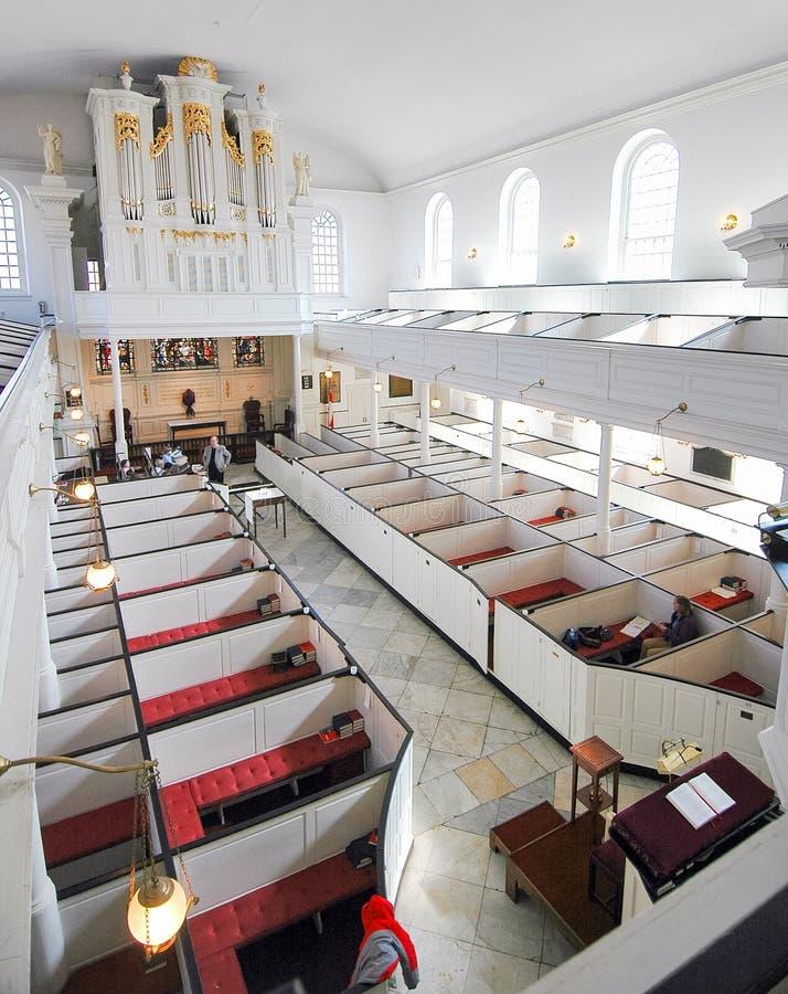Chiesa della st Peter fotografie stock