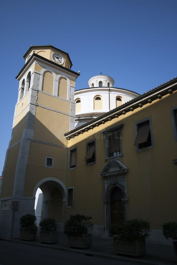 Chiesa della st Vid. fotografia stock