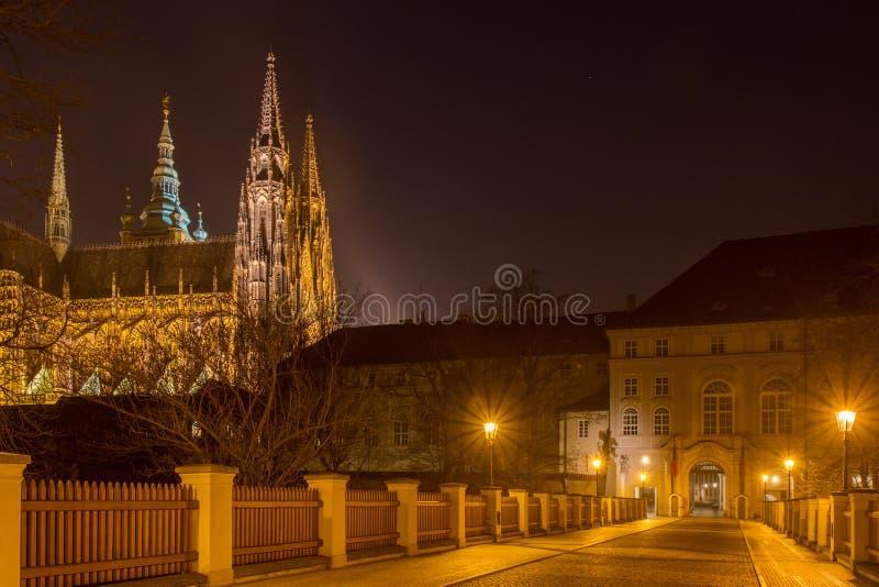 Chiesa della st Vitus fotografia stock libera da diritti