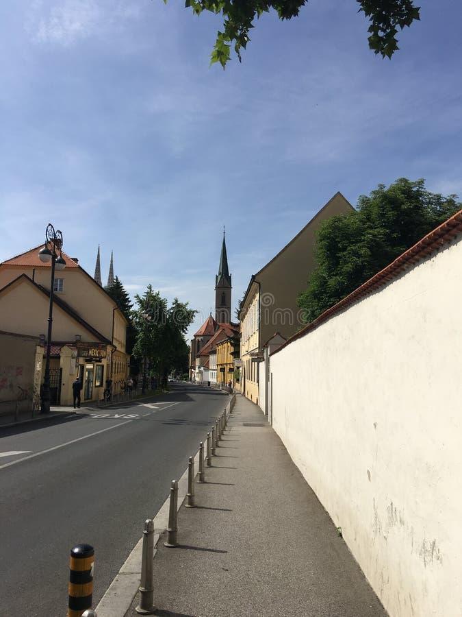 Chiesa dello St Francis di Assisi fotografie stock libere da diritti