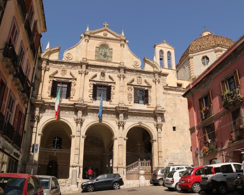 Chiesa Di Сан Мишель стоковое изображение rf