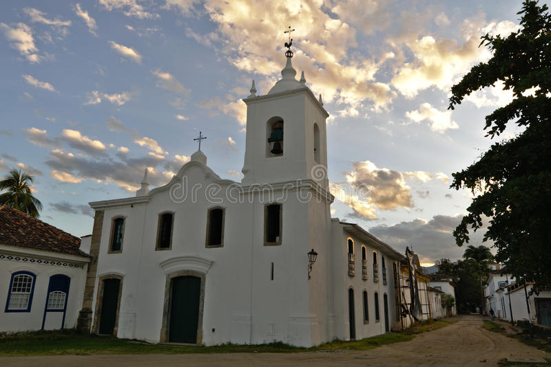 Chiesa di fotografia stock libera da diritti