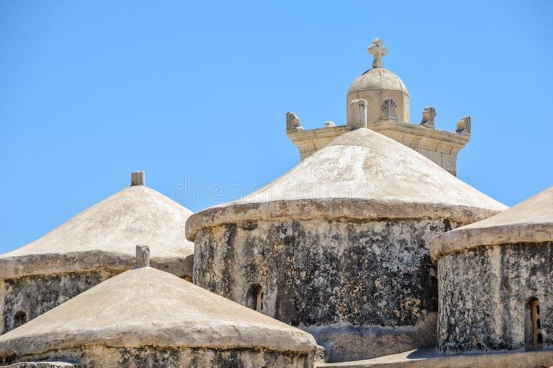 Chiesa di Agia Paraskevi in Pafo cyprus immagine stock