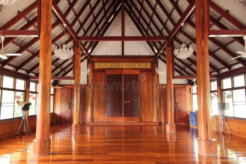 Chiesa di buddismo immagine stock